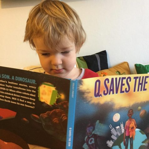 Local publishing company shows diversity through children's books