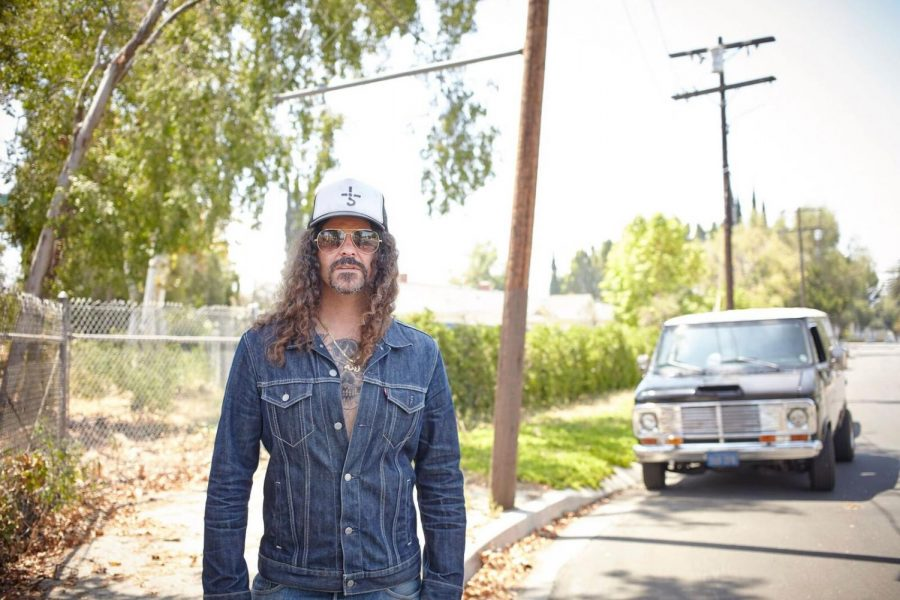 Original drummer of KYUSS, Brant Bjork, returns to Chicago for his solo tour at the Beat Kitchen, 2100 W. Belmont Ave., April 18.