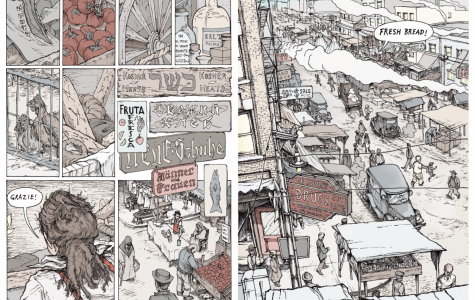 Graphic novel to open up imagination about civic, urban engagement