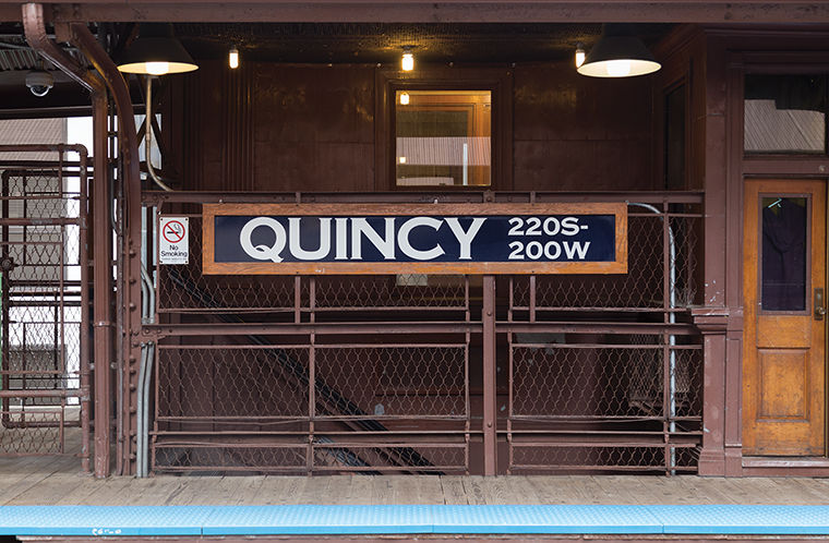 The Quincy train station will be remodeled to allow access to people with disabilities. The $1.2 million project is expected to be completed by the end of the year.