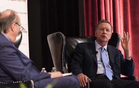 John Kasich criticizes  Trump, Congress