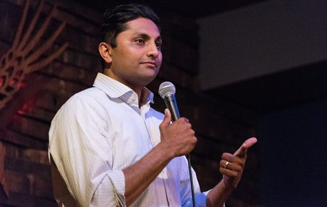 Ameya Pawar: Trump, Rauner are pitting us against  one another
