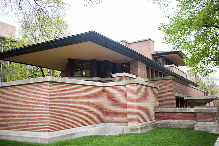 """The Frank Lloyd Wright Trust is hosting """"Wright 150,"""" a celebration to commemorate the life and work of famous architect Frank Lloyd Wright."""