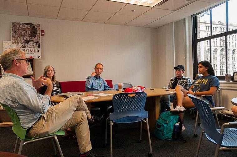 Student forum discusses possible program merger