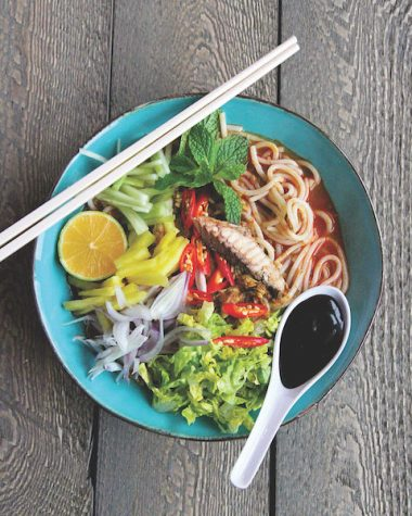 New Asian food publication Dill Magazine looks deeper into the culture of Asian cuisine, such as noodles from various regions explored in its first issue.