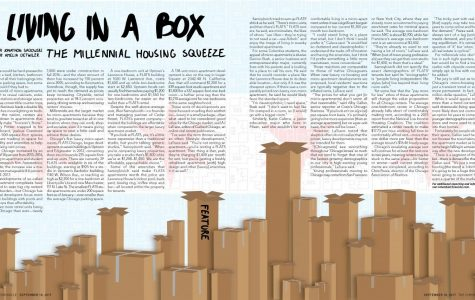 Living in a box: the millennial housing squeeze