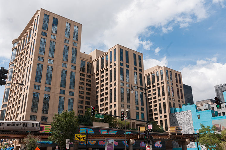 In what is being considered one of the largest student housing sales in Chicago history, the University Center was sold for $201 million, July 20.