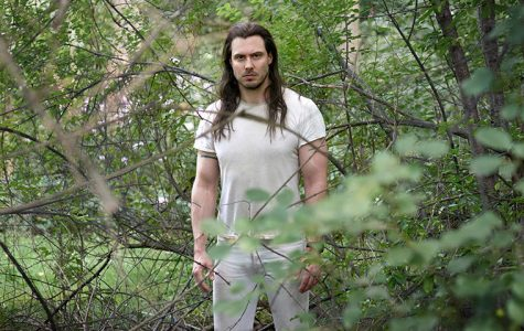 Andrew W.K. 'baffled' in partying whirlwind
