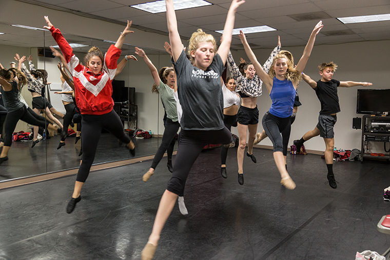 With updated costumes and a new name, team co-captain Jordan Gillespie said she hopes the Dance Team's rebranding will increase student attendance and participation at performances.