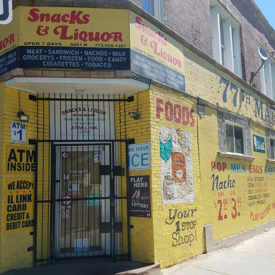 """Showtime's """"The Chi"""" created this convenience store for a set, then threw away all the food used as props in North Lawndale—one of Chicago's worst food deserts."""