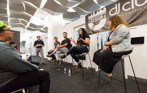 Alumni give students insight on how to achieve success