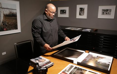 Dawoud Bey, a professor at the college, has been named a 2017 MacArthur Fellow for his work in photography.