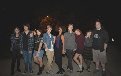 """Grovedale High"" is a teen drama web series created and produced by Columbia students. The show is set in 2005 and follows the life and love tribulations of emo, underdog high school students."