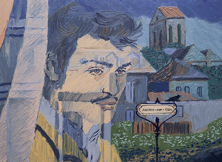 Featured Artist: 'Loving Vincent' painter Dena Peterson