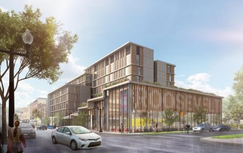 Library housing project booked for Little Italy
