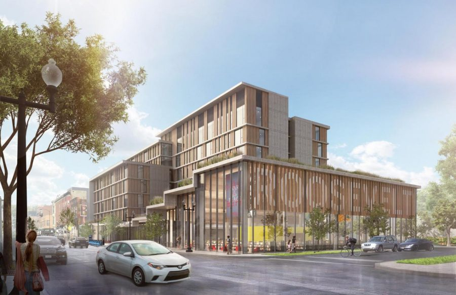 A new mixed-income housing project will bring affordable housing and a library from the Roosevelt branch to the residents of Little Italy. This one-of-a-kind project is currently before City Council and will be voted on Nov. 8.