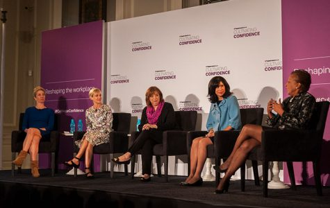 Reshaping the workplace with confident women