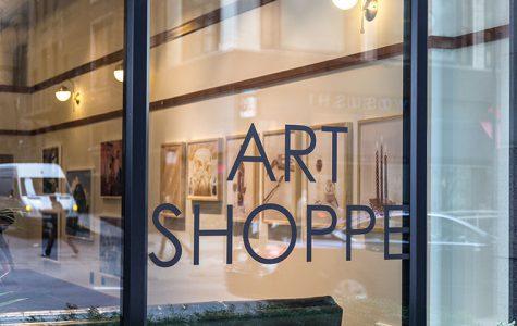 Literature, art 'pop up' at Athletic Association