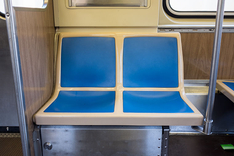 After receiving positive customer feedback, the CTA plans to continue its initiative to replace cloth seats with hardback seats on el trains and buses.