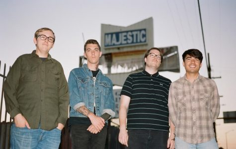 For Joyce Manor, pop-punk popularity hasn't been a 'Constant Headache'