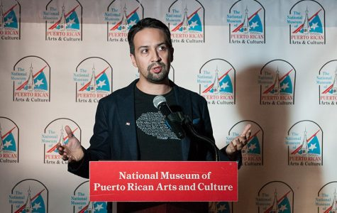 Lin-Manuel Miranda discusses relief efforts in the wake of Hurricane Maria