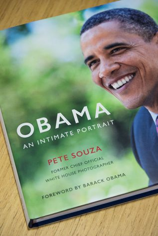 Former Chief Official White House Photographer Pete Souza's new book shows an insider's perspective on his eight years spent with former President Barack Obama.