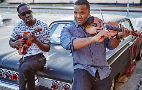 Black Violin mixes hip-hop and classical to create a unique sound that has garnered the duo musical success.