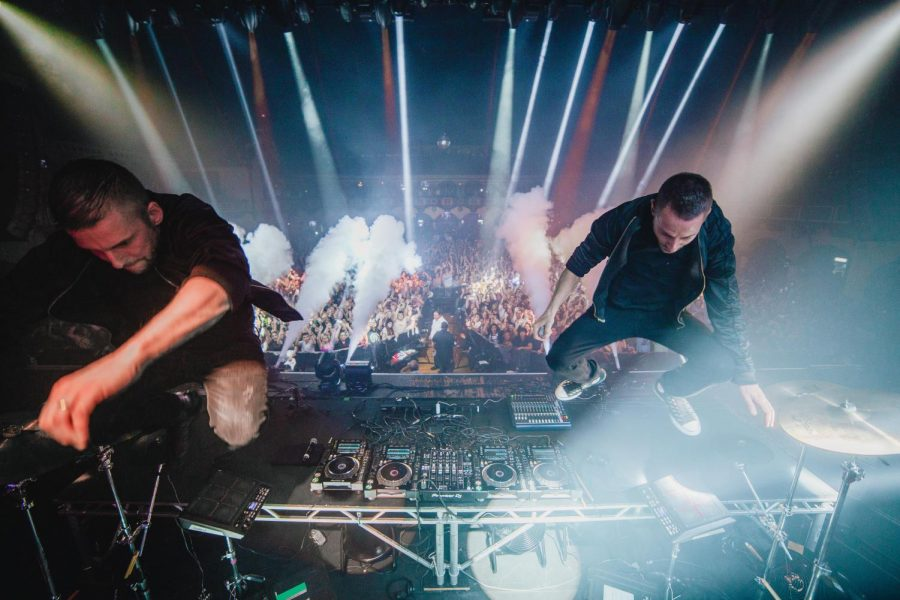 Galantis builds to dynamic performance