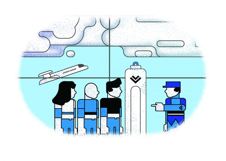 Heightened security does not ensure airport safety