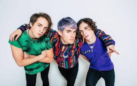 Waterparks will be playing its first album Double Dare at the House of Blues, 329 N. Dearborn St., Nov. 22. The band is also promoting its second album, Entertainment, set to release Jan. 26.