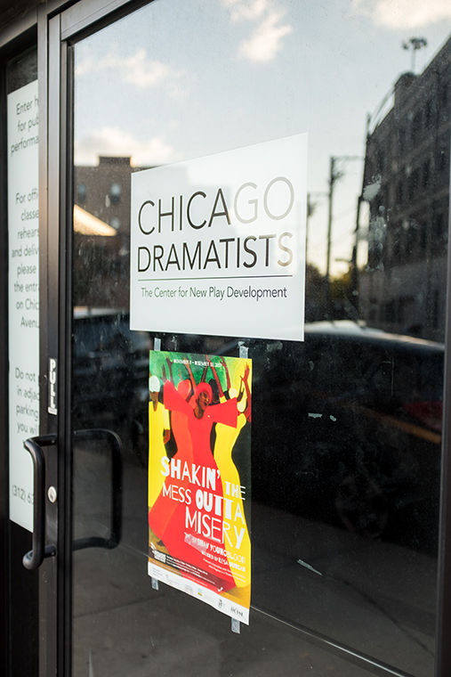 The+exterior+of+the+Chicago+Dramatists+storefront+in+West+Town%2C+733+N.+Aberdeen.+on+Nov.+9.