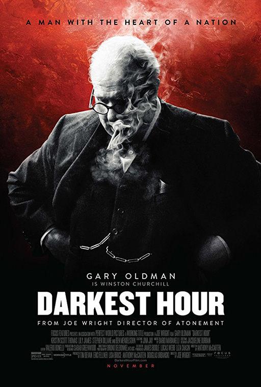 Gary Oldman stars as Winston Churchill in
