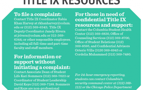Title IX report filed for sexual assault allegations against adjunct professor