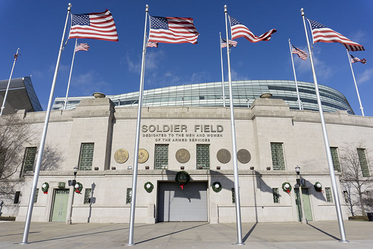 To get into Solider Field to see the Chicago Bears play, fans on average pay more than $200 per ticket for the 2017 season.