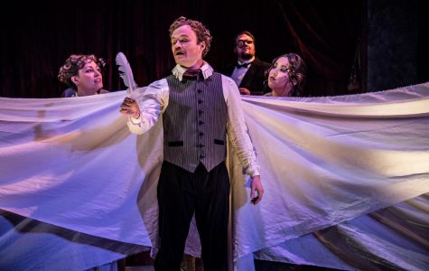 Poe musical explores control and circumstance