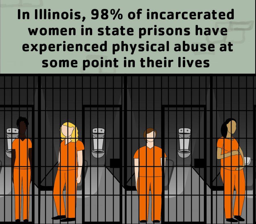 New law addresses gender, trauma in women's prisons