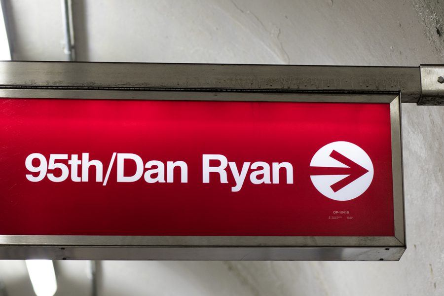 A proposed extension route to the CTA red line will extend the southbound ending from 95th/Dan Ryan to 130th.