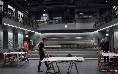 Front and center: Getz Theatre renovations completed