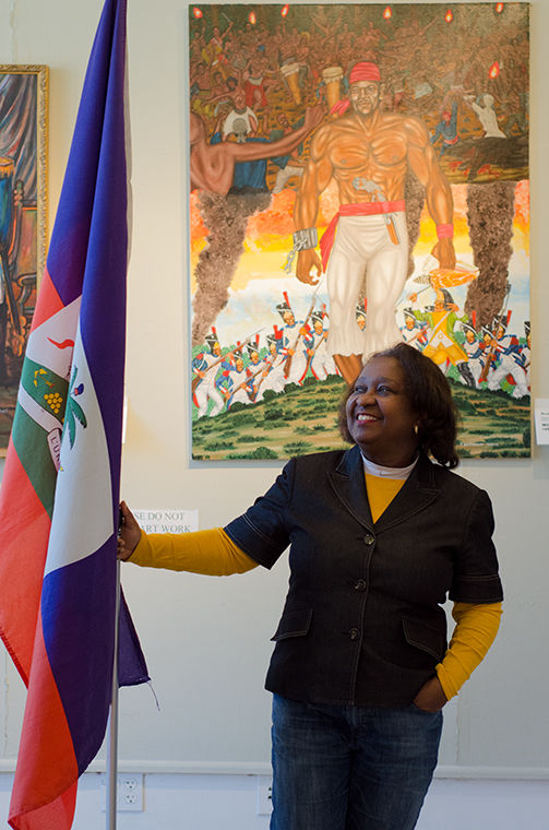 Elsie Hector Hernandez embraced her heritage by founding the Haitian American Museum of Chicago, where she hopes to teach the public about Haitian culture.