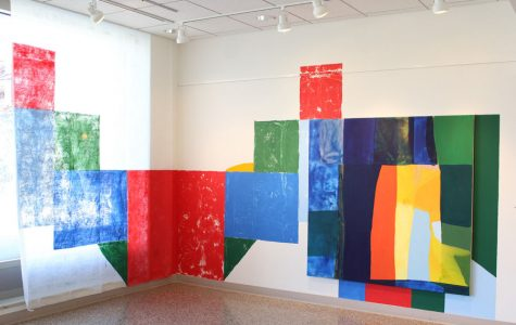 Faculty explores color in new exhibit