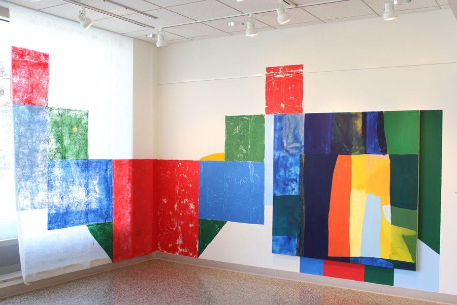 Faculty explores color in new exhibit