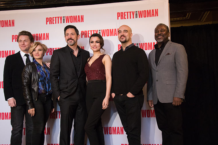 """Pretty Woman: The Musical,"" based on the 1990 film of the same name, will make its debut March 13 at The Oriental Theatre, 24 W. Randolph St., for a limited five-week run before heading to Broadway."