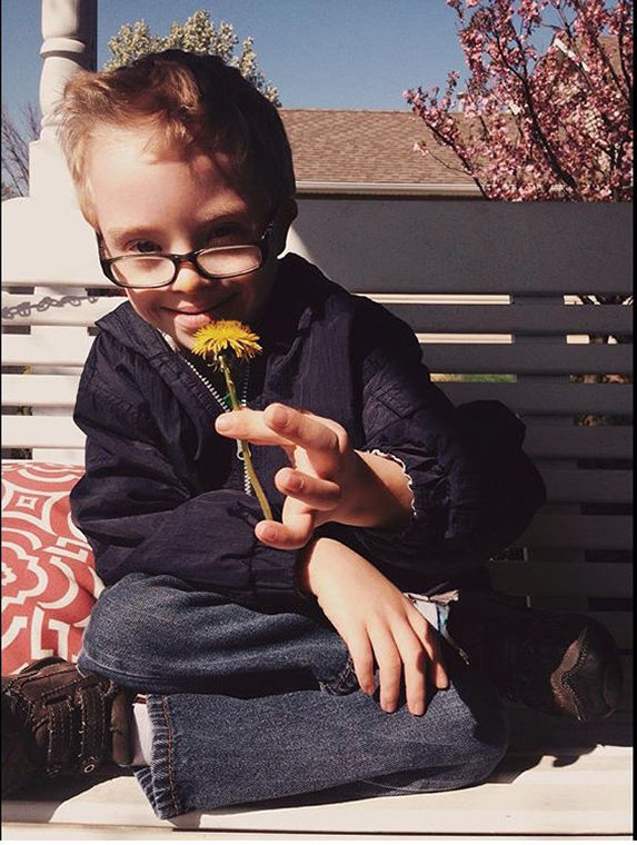 Down+syndrome+representation+gives+my+brother+a+voice