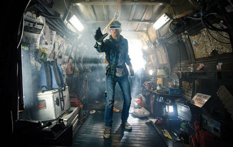 """Ready Player One,"" fun but flawed"