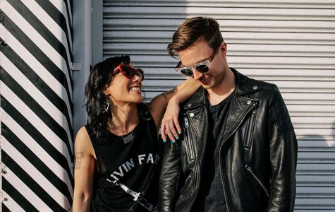 Matt and Kim stay upbeat after challenging year