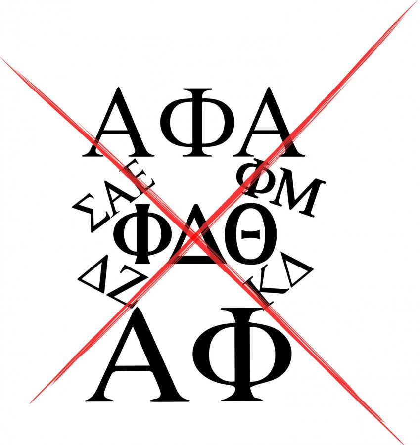 Enough is enough: Frat life needs to change