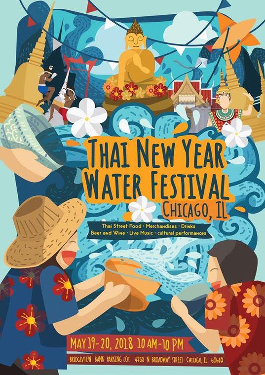 New festival celebrates Thai New Year, promotes visibility