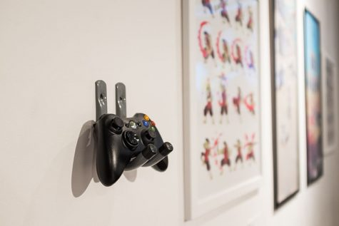 """Gun Ballet,"" an exhibit that demonstrates the aestheticism of violence in games, will be on display March 2–June 24 at VGA Gallery, 2418 W. Bloomingdale Ave."