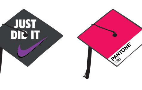 How will you decorate your graduation cap?