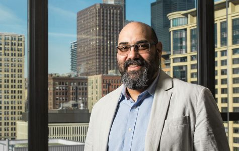 Matthew Shenoda, Dean of Diversity, Equity and Inclusion will step down from his position July 15 to join the Rhode Island School of Design as Vice President of Social Equity and Inclusion.